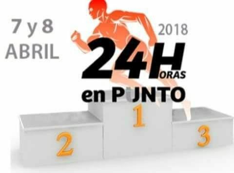 II Edición 24 Horas de Pinto (Ricardo Ingles Perez).